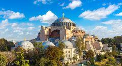 Սուրբ Սոֆիայի տաճարը իբրև մզկիթ